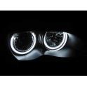 Ангельские глазки BMW E38 CCFL ANGEL EYES
