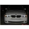 Ангельские глазки BMW X3 CCFL ANGEL EYES KIT