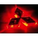 Светодиодная подсветка эмблемы Mitsubishi