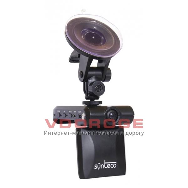 Автомобильный видеорегистратор Synteco RV-400