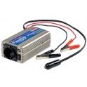 Инвертор 12В, 300Вт два типа подключения