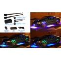 Светодиодная подсветка днища LED GLOW LU-USB-WW