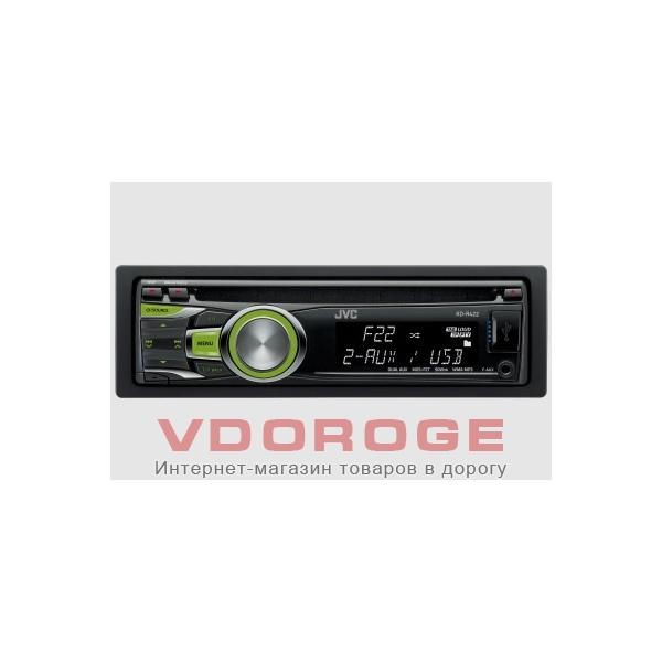 Автомагнитола CD/MP3 JVC KD-R422.