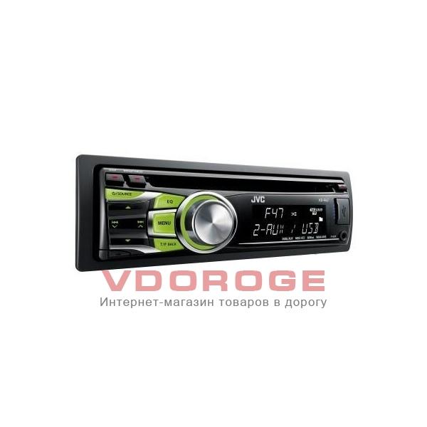 CD/MP3-ресивер JVC KD-R47