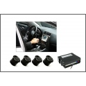 Задняя парковочная система для автомобилей с дисплеем (серия 9817)