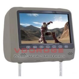 Подголовники с монитором и DVD-проигрывателем nTray 950hdb (бежевый)