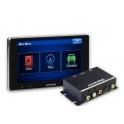 """TME-S370 - 6,5 """"WVGA сенсорный монитор для установки на панель приборов"""