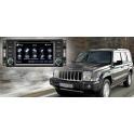 Магнитола FlyAudio E7574NAVI Jeep Commander,Compass Sport,Campass Limited,Grand Cherokee,Wrangler