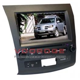 Штатная автомагнитола Mitsubishi Outlander XL HT 6033 IGEC