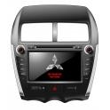 Штатная автомагнитола Mitsubishi ASX PMS new