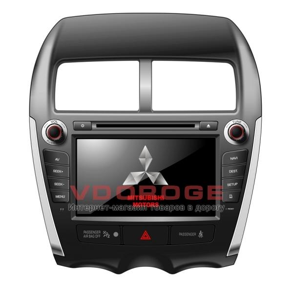 Штатная автомагнитола PMS для Mitsubishi ASX