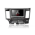 Штатная автомагнитола  PMS для Mitsubishi Lancer X PMS new