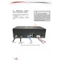 Автомобильная спутниковая антенна  SpeedRay™ 1000