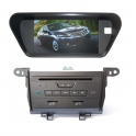Штатная автомагнитола winca 8989I S60 HONDA ACCORD 08-12 EU