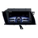 Головное мультимедийное устройство SRT для Lexus RX 270