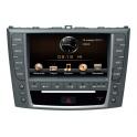 Головное мультимедийное устройство SRT для Lexus IS250, IS300 2005+