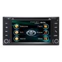 Головное мультимедийное устройство SRT для Toyota FJ Cruiser, Camry 30, Daihatsu Terios, RAV-4 до 2006