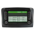Головное мультимедийное устройство SRT Skoda Octavia 2004+, Superb 2008+, Fabia 2007+