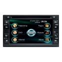 Головное мультимедийное устройство SRT для автомобилей Nissan Patfhinder, Note, X-Trail, Qashqai, Tiida, Juke