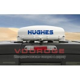 Автомобильный терминал BGAN Hughes 9250