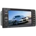 Штатная автомагнитола HITS HT 6003 TG GPS для Toyota LC100, Fortuner, Vios, Corolla, Hilux, RAV4, Camry до 2006