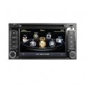 Штатная автомагнитола EasyGo S001 (Toyota universal) S60