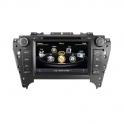 Штатная автомагнитола EasyGo S004 (Toyota Camry 2012) S60