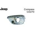 Дневные ходовые огни CD 270 для Jeep Compass 2011