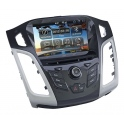 Штатная автомагнитола SRTi на системе Android для автомобиляFord Focus 3, C-Max 2011+