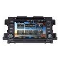 Штатная автомагнитола SRTi на системе Android для автомобиля  Mazda CX-5 2012+, 6 2012+
