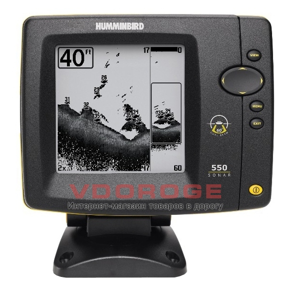 Humminbird FishFinder 550