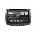 Штатная магнитола Ca-Fi Android для GEELY EMGRAND EC7 (2010)