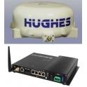 Терминал спутниковой связи Hughes 9450 для автомобилей