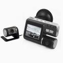 Автомобильный видеорегистратор CROSS HD DUAL CAM