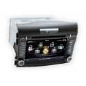 Штатная автомагнитола EasyGo S107 для Honda CR-V 2012+