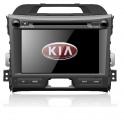 Штатная автомагнитола  KIA Sportage PMS new