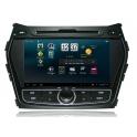 Штатное головное устройство Redpower 15210 CarPad Android для Hyundai Santa Fe DM (ix45)