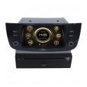 Штатное головное устройство RedPower 14003 для Fiat Linea, Punto, Grande Punto, Punto Evo