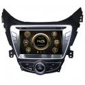 Штатное головное устройство RedPower 12092 для Hyundai Elantra MD