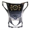 Штатное головное устройство RedPower 12104 для Hyundai Grandeur (Azera)