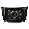 Штатное головное устройство RedPower 12073 для Hyundai I30 New