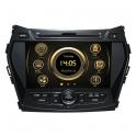 Штатное головное устройство RedPower 12210 для Hyundai Santa Fe DM (Ix45)