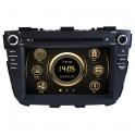 Штатное головное устройство RedPower 12042 для Kia Sorento 2013+