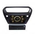 Штатное головное устройство RedPower 49007P для Peugeot 301