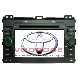 Штатная автомагнитола Globex GU7015 Toyota Prado