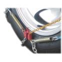 Цепь противоскольжения RS 390 16mm