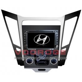Штатная автомагнитола Hits HT 6913 SGEC для Hyundai Sonata 10-
