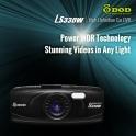 Автомобильный видеорегистратор DOD LS330W