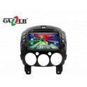 Штатная магнитола Gazer CM182-DE на системе Android для Mazda 2