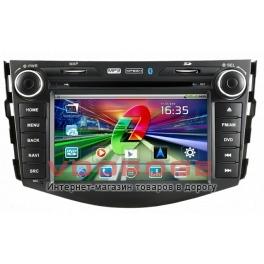 Штатная магнитола Gazer CM172-A2/XA3 на системе Android для Toyota RAV 4